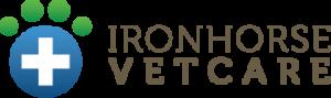 ironhorse vetcare logo
